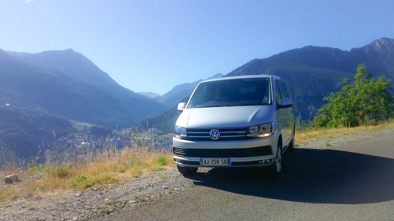 Taxi Puy-Saint-Pierre: Volkswagen