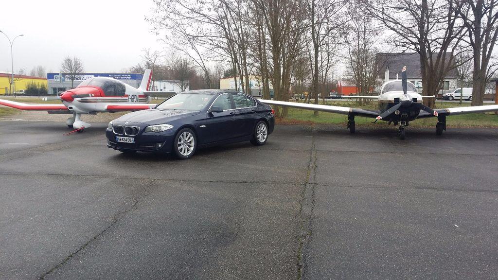 VTC Haguenau: BMW