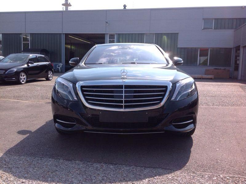 VTC Tremblay-en-France: Mercedes