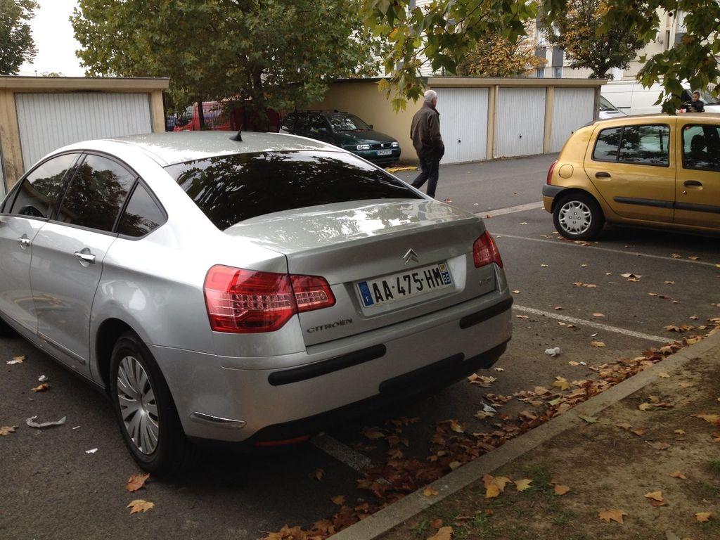 Taxi Aulnay-sous-Bois: Citroën