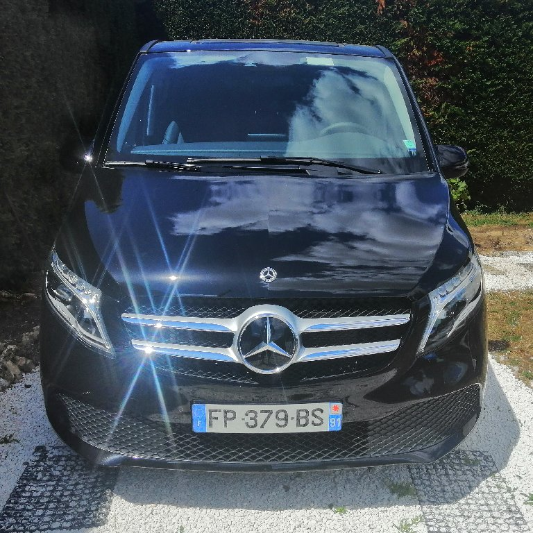 Taxi Antony: Mercedes