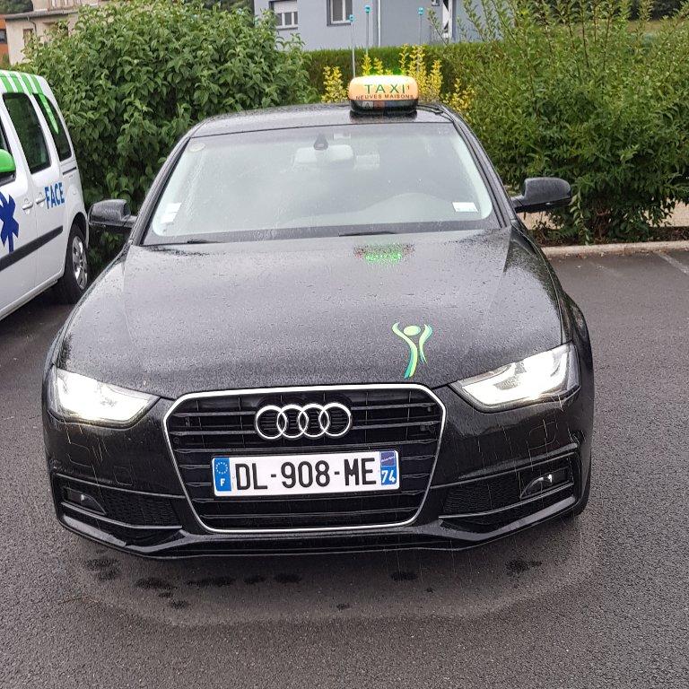 Taxi Abreschviller: Audi