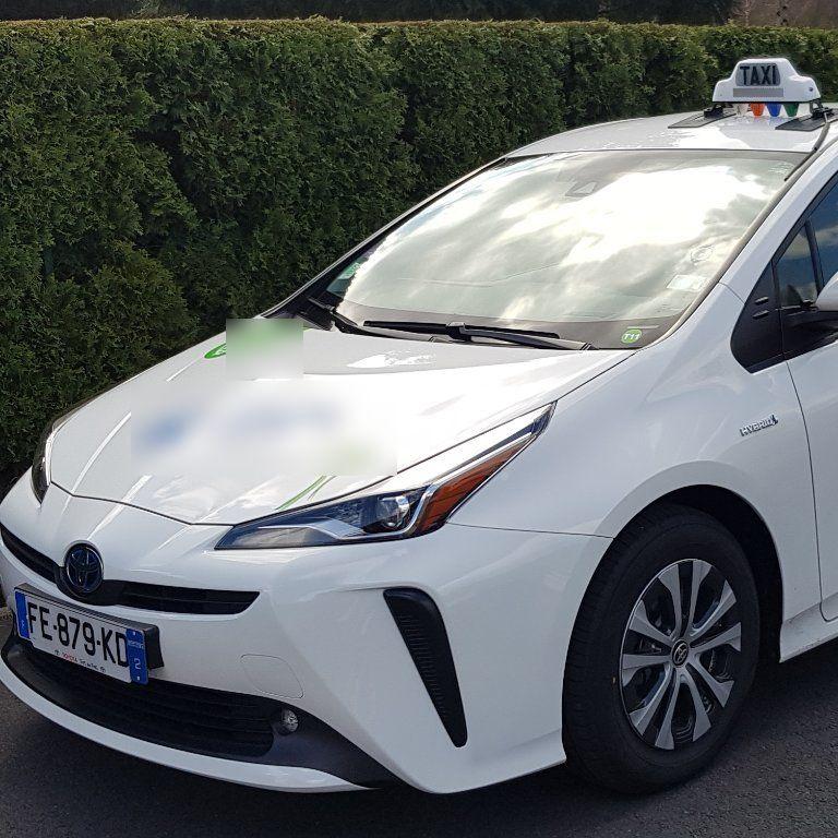 Taxi Abreschviller: Toyota