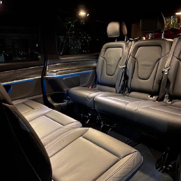 VTC Bayonne: Mercedes