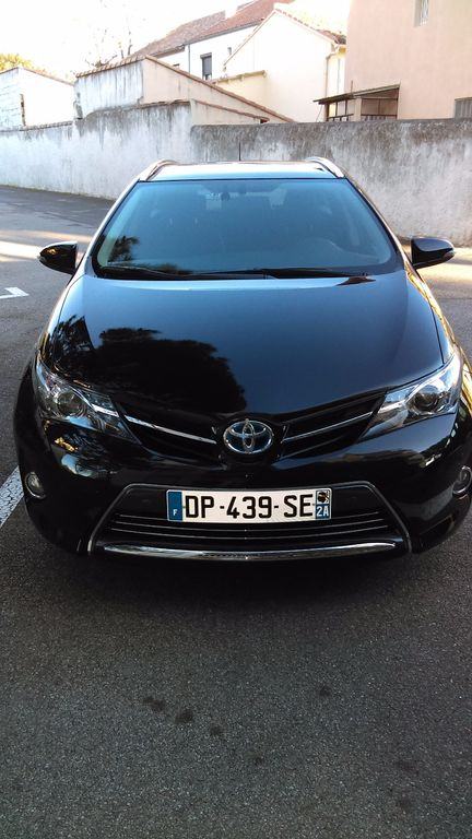 VTC Marseille: Toyota
