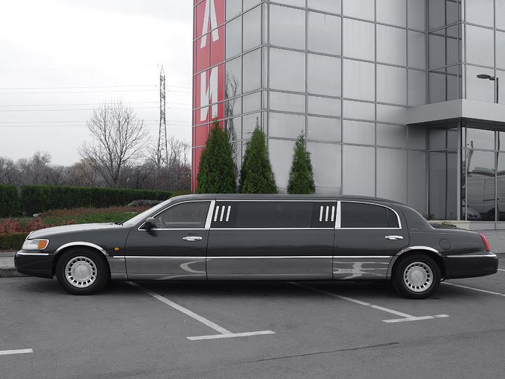 Taxi Tavant: Lincoln