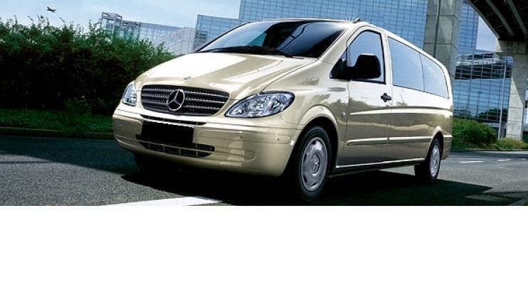 Taxi Tavant: Mercedes