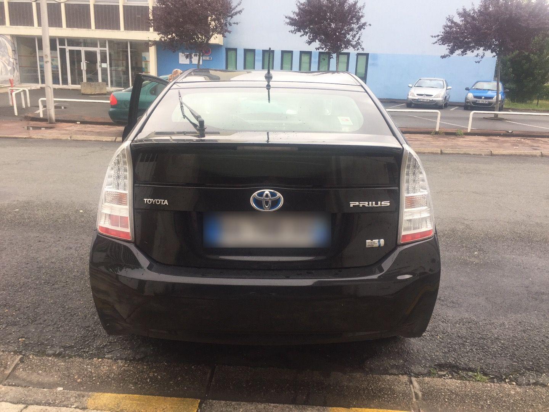 VTC Périgueux: Toyota