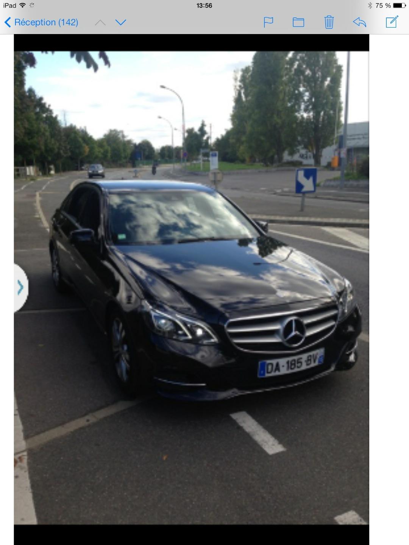 VTC Les Arcs: Mercedes