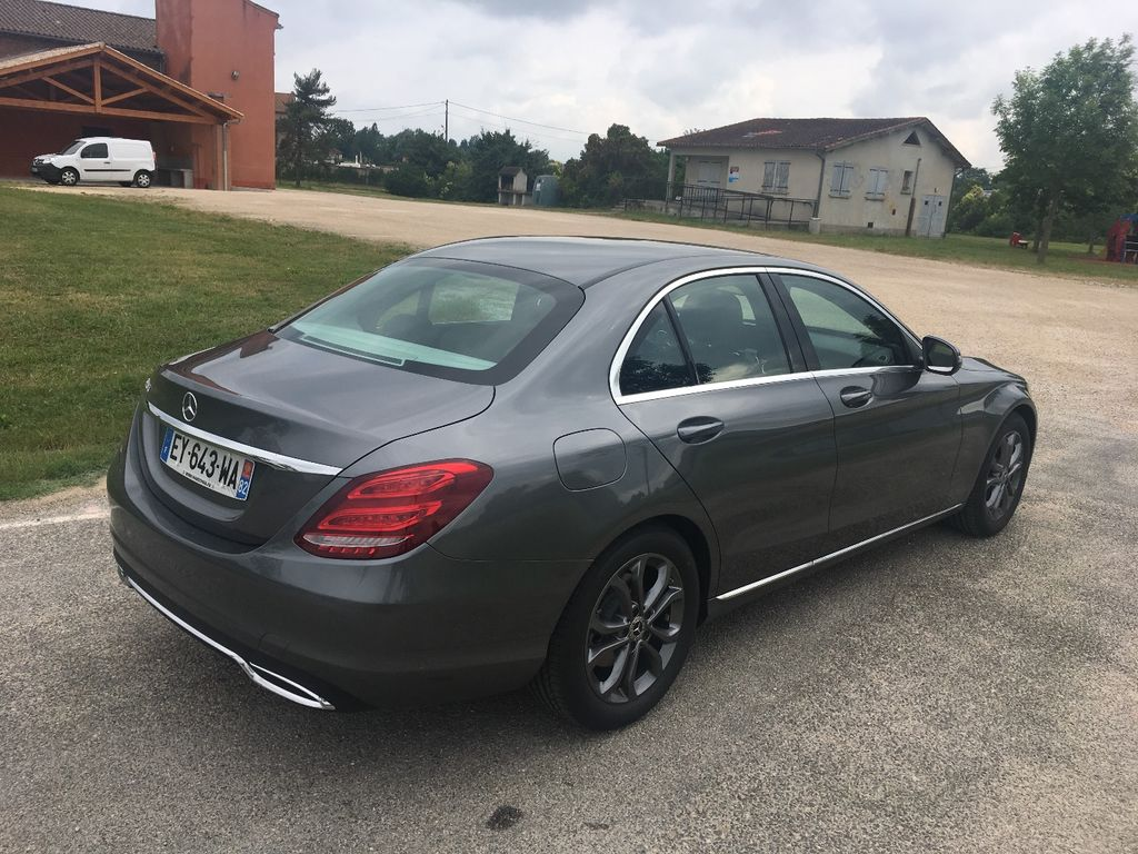 VTC Montauban: Mercedes