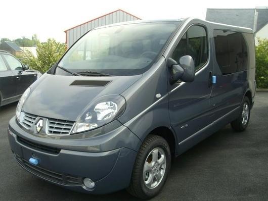 Taxi Saint-Loup: Renault