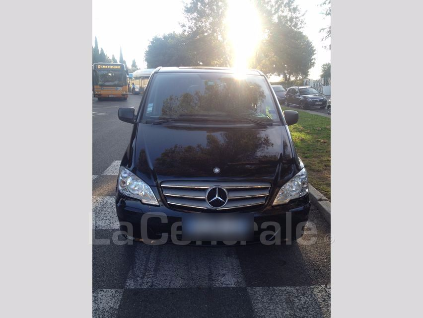 VTC Mulhouse: Mercedes