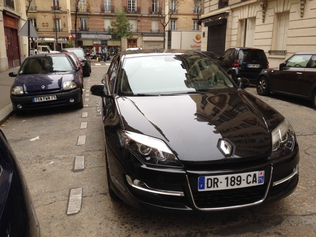 VTC Paris: Renault