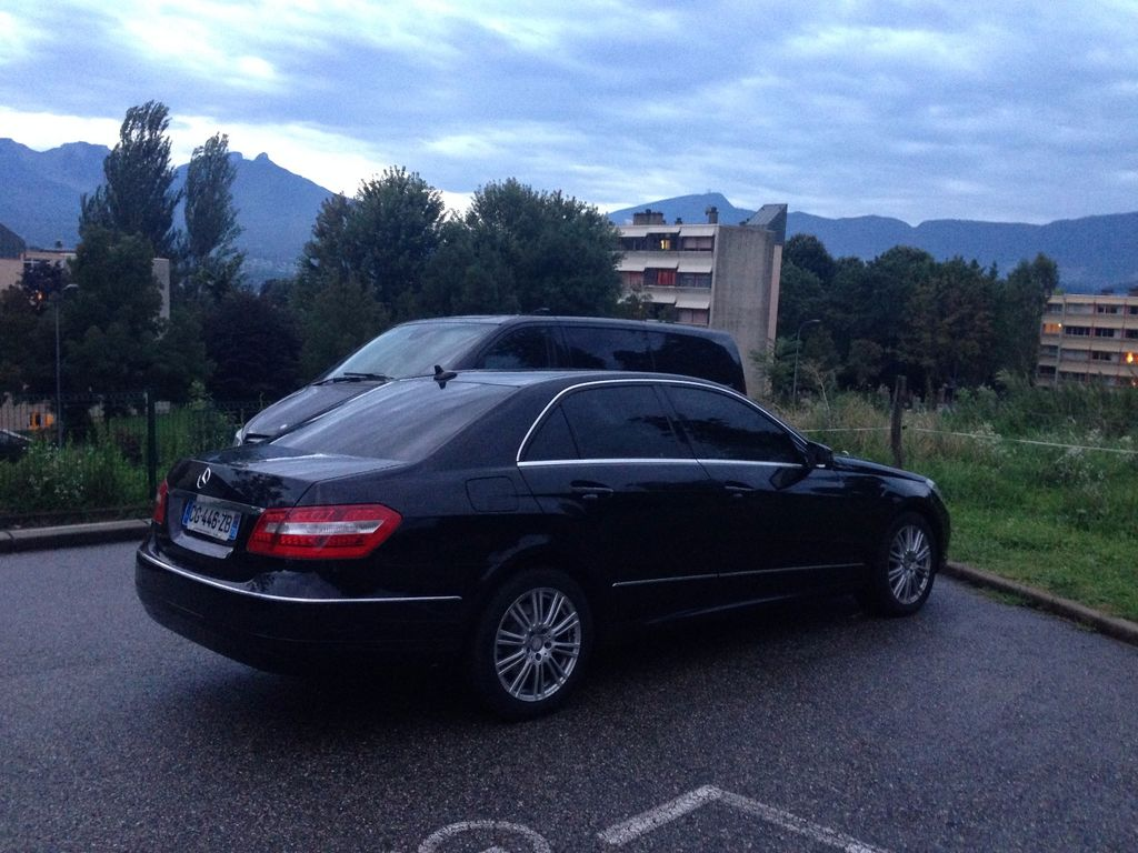 VTC Chambéry: Mercedes