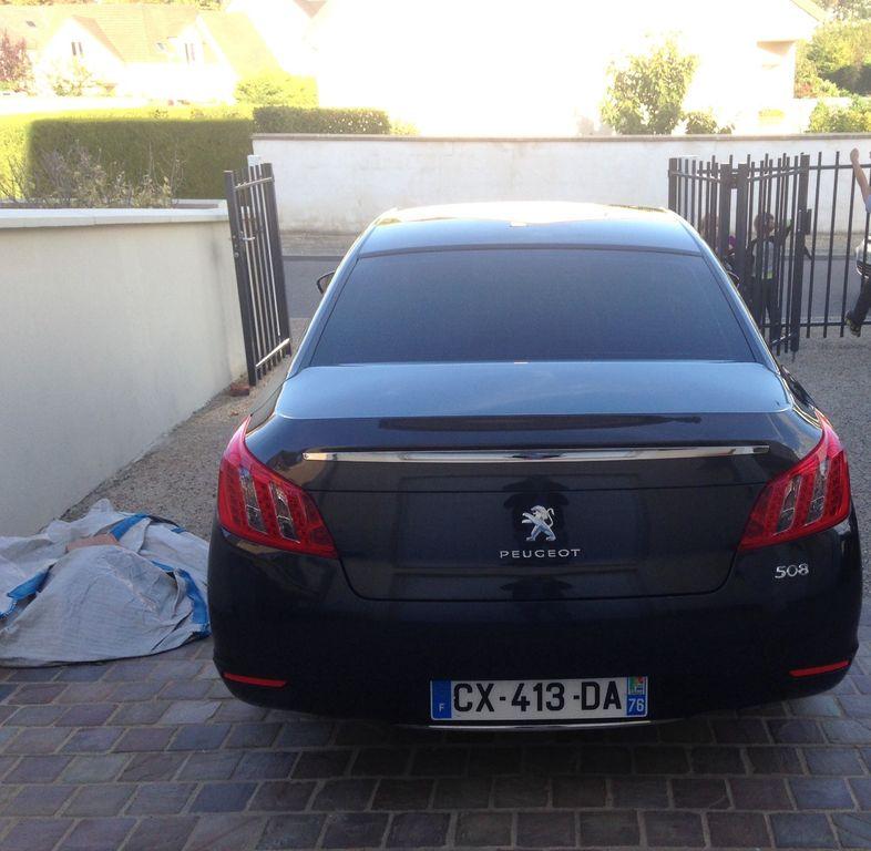 VTC Villejuif: Peugeot