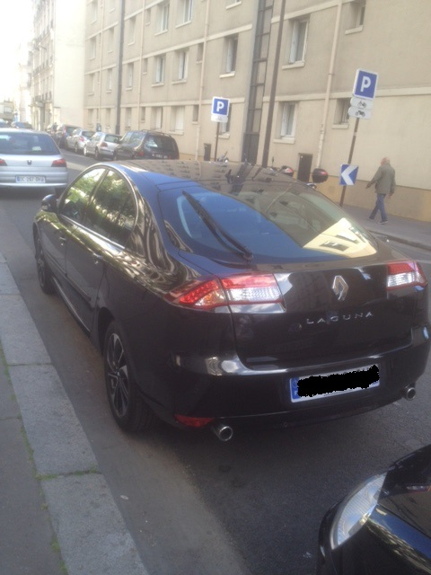 VTC Issy-les-Moulineaux: Renault