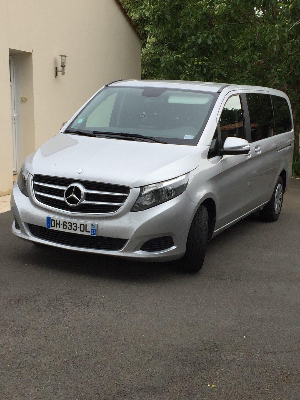 Taxi Rocheservière: Mercedes