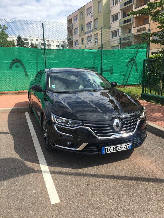 Taxi Strasbourg: Renault