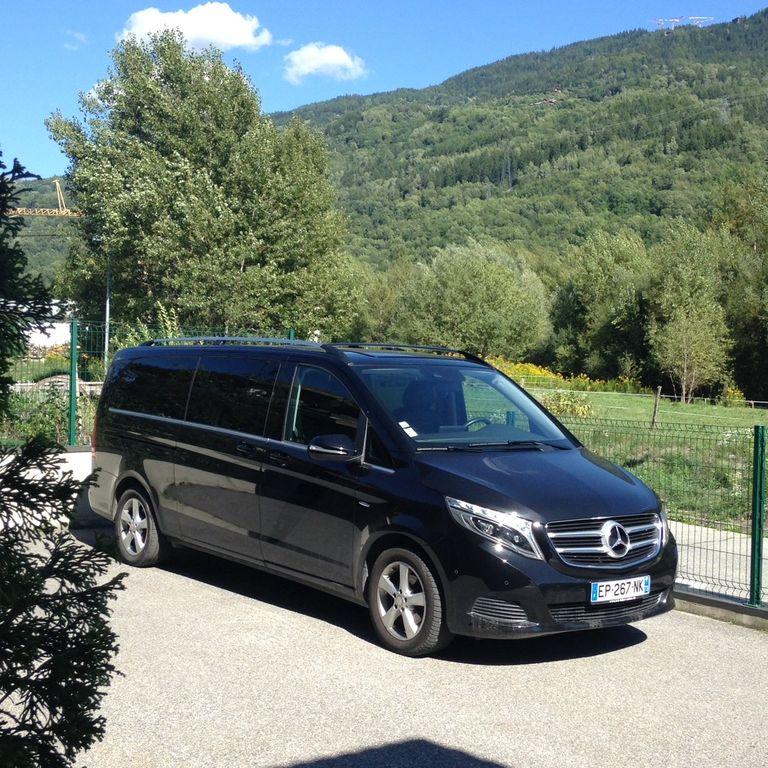 VTC Bourg-Saint-Maurice: Mercedes