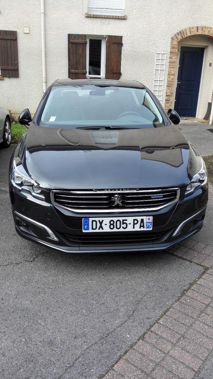 Taxi Villepinte: Peugeot