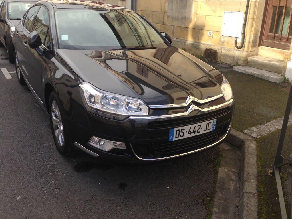VTC Bergerac: Citroën