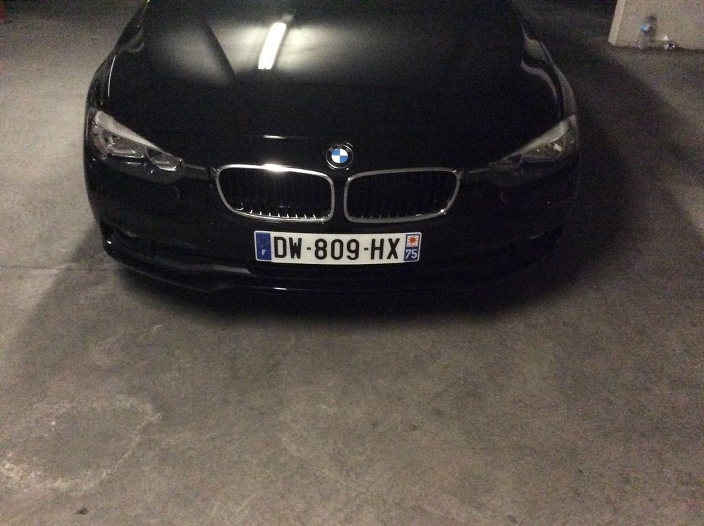 Taxi Paris: BMW