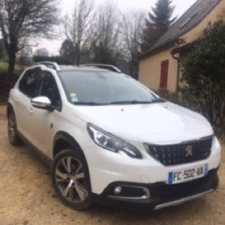 VTC Calviac-en-Périgord: Peugeot