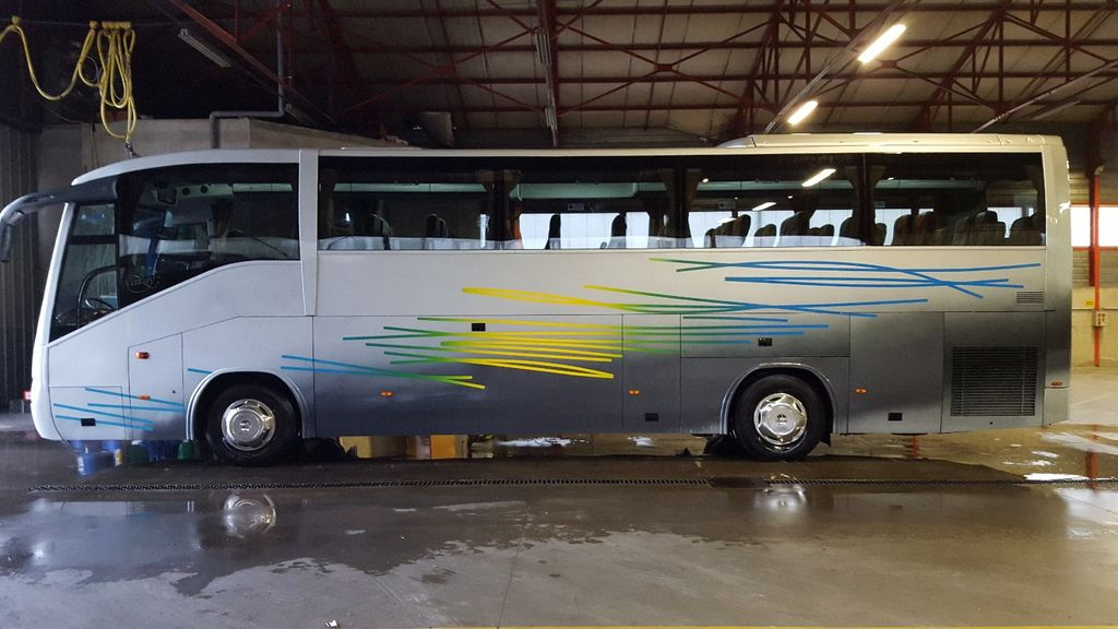 Coach provider Saint-Étienne: Scania
