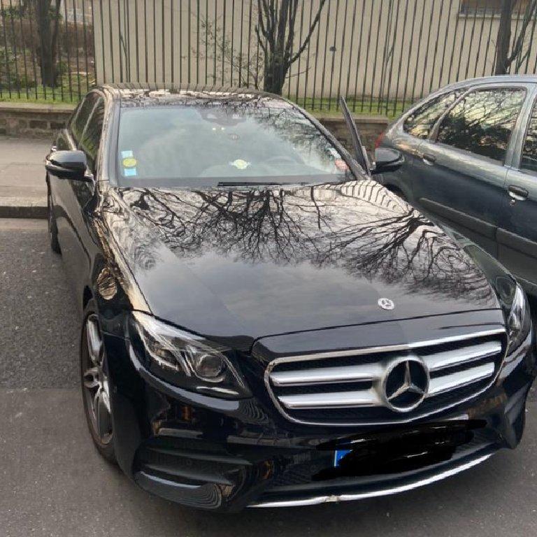 VTC Livry-Gargan: Mercedes