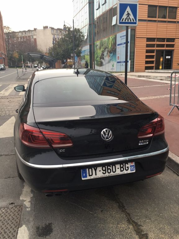Taxi Méru: Volkswagen