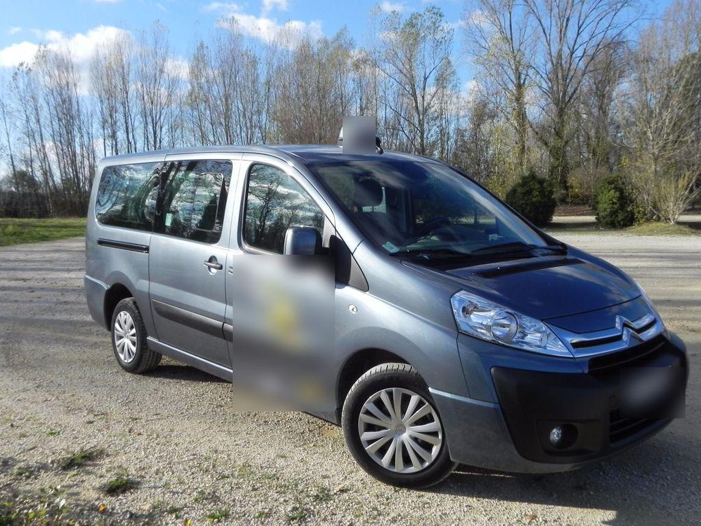 Taxi Caussade: Citroën