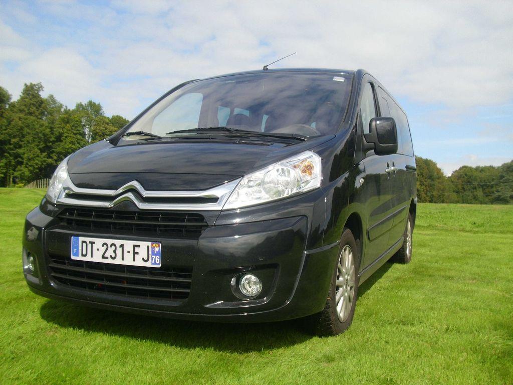 Taxi Canny-sur-Thérain: Citroën