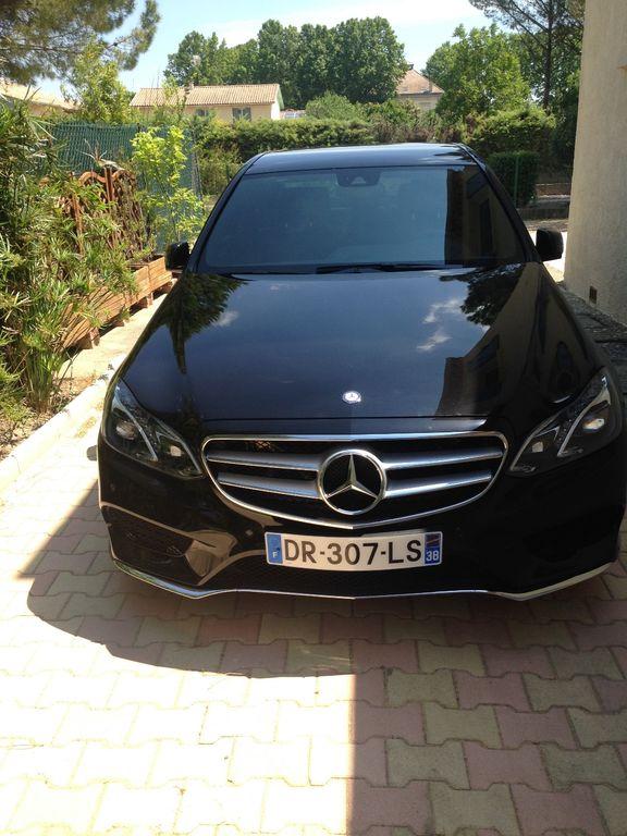 VTC Saint-Chef: Mercedes