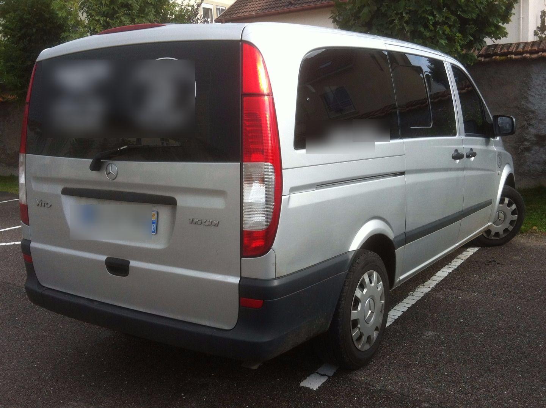 Taxi Dogneville: Mercedes