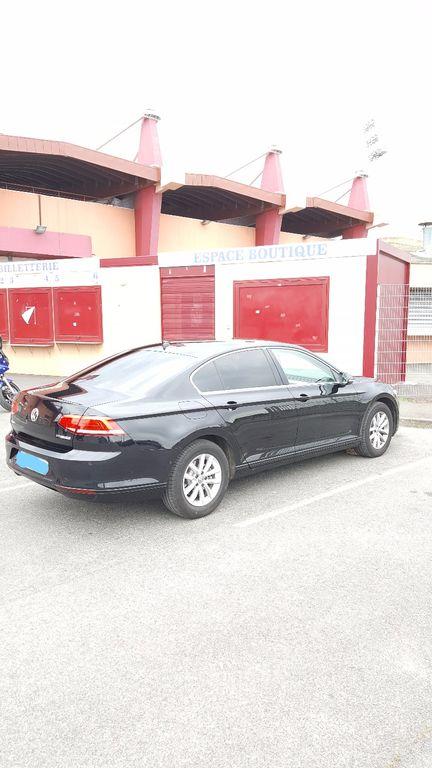 Taxi Paris: Volkswagen