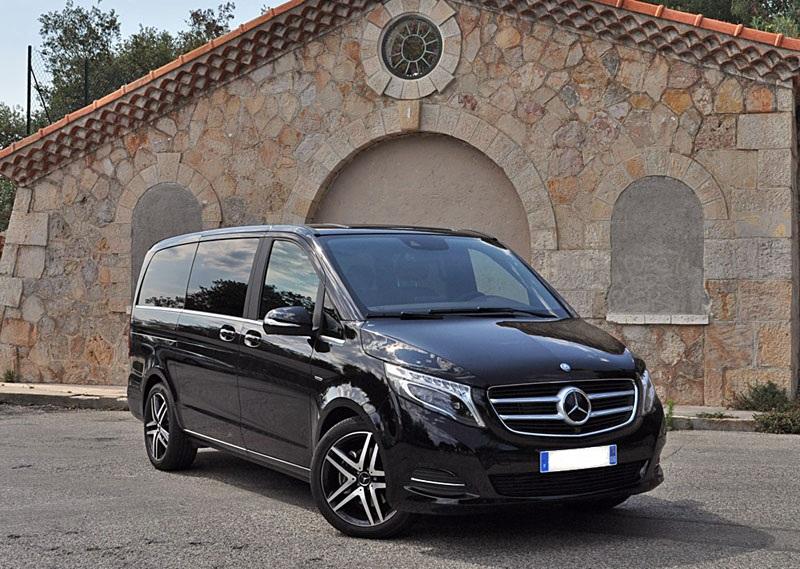 Taxi Pantin: Mercedes