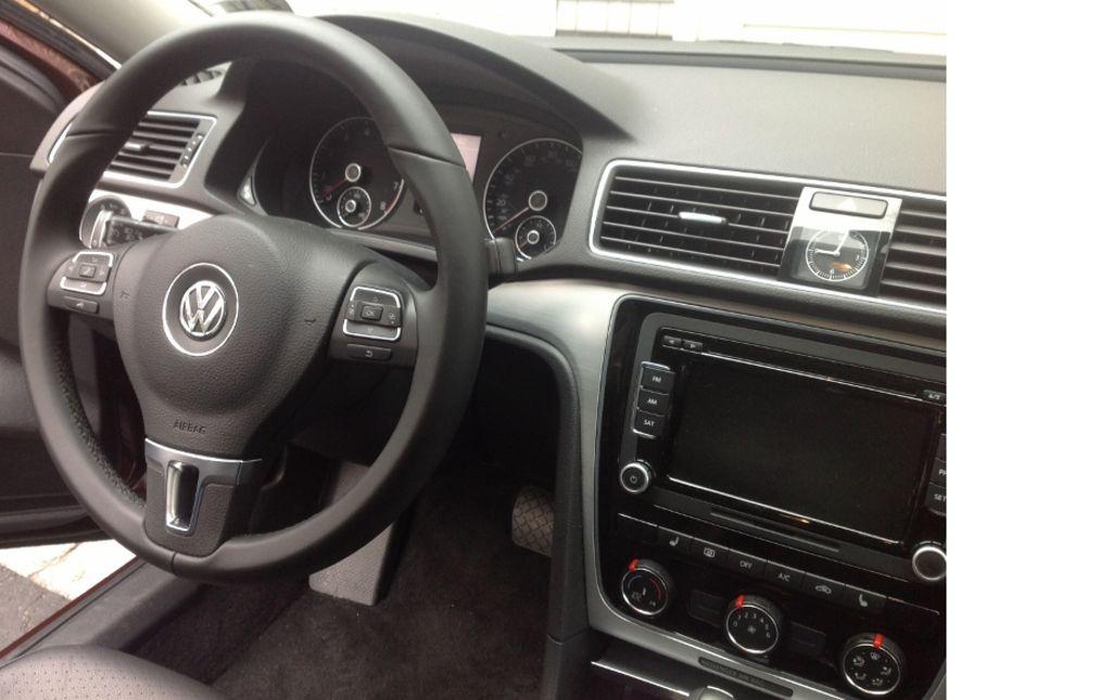 Taxi Vanves: Volkswagen