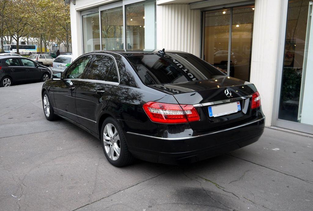 VTC Saint-Bonnet-le-Château: Mercedes