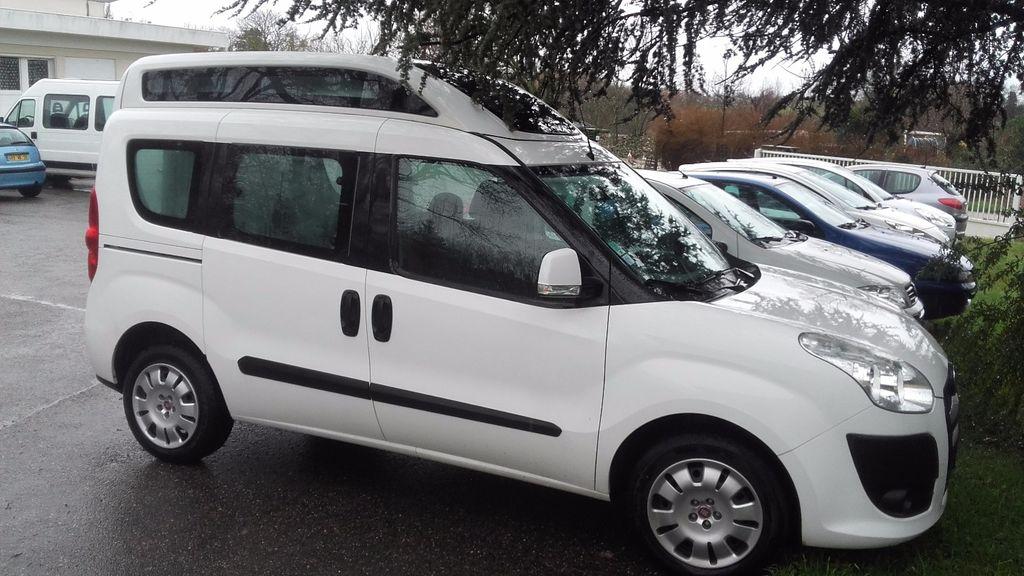Taxi Mercurol: Fiat