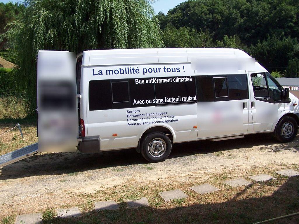 Taxi Mercurol: Ford