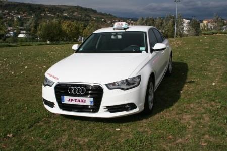 Taxi Le Puy-en-Velay: Audi