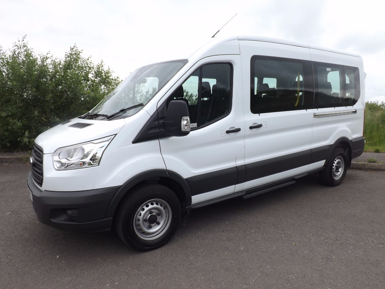 Taxi Bourg-en-Bresse: Ford