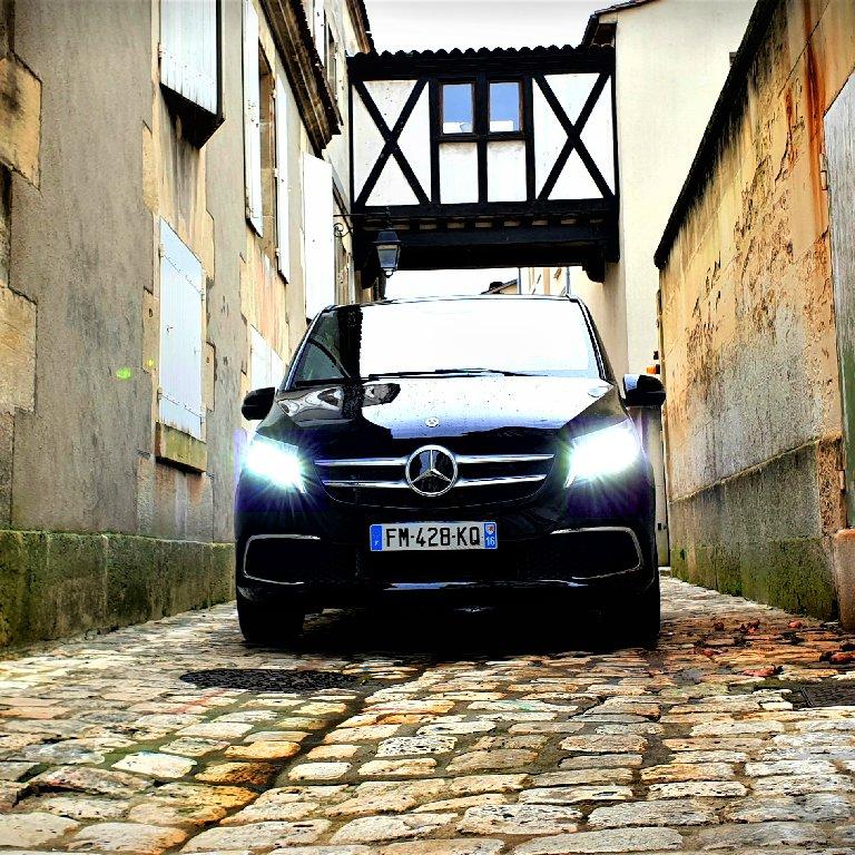 Taxi Genté: Mercedes