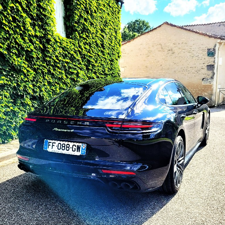 Taxi Genté: Porsche