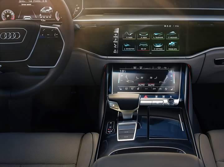 Taxi Genté: Audi