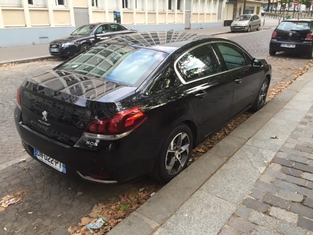 VTC Athis-Mons: Peugeot