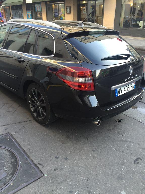 VTC Rueil-Malmaison: Renault