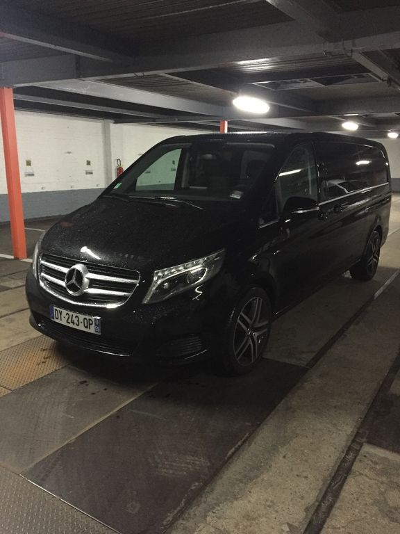 Taxi Roubaix: Mercedes