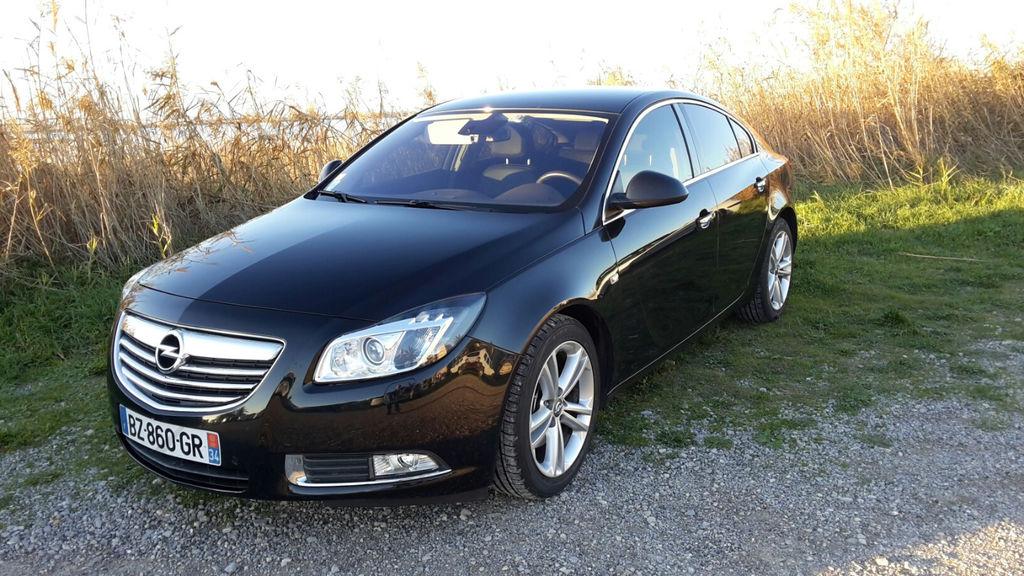 Taxi Castelnau-le-Lez: Opel