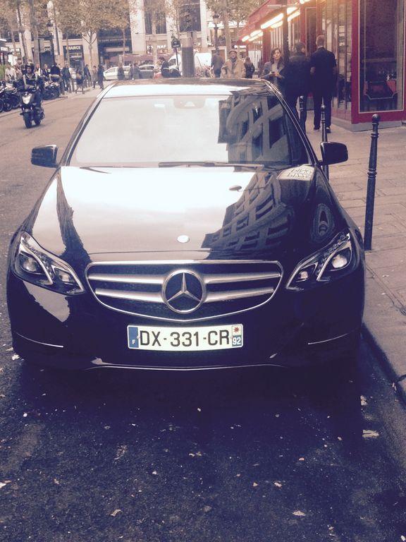 VTC Malakoff: Mercedes